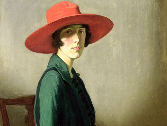 Vita Sackville-West portrait